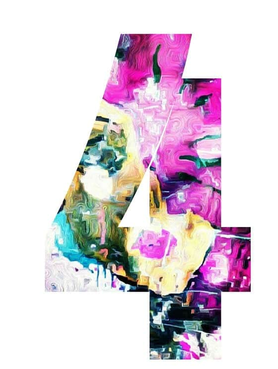four numerology meaning