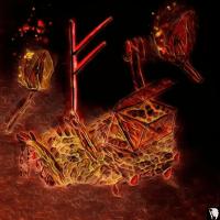 Fehu elder futhark rune meaning