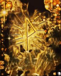 wunjo elder futhark rune meaning